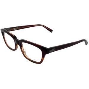 John Varvatos V357-HAVANA-52 Eyeglasses